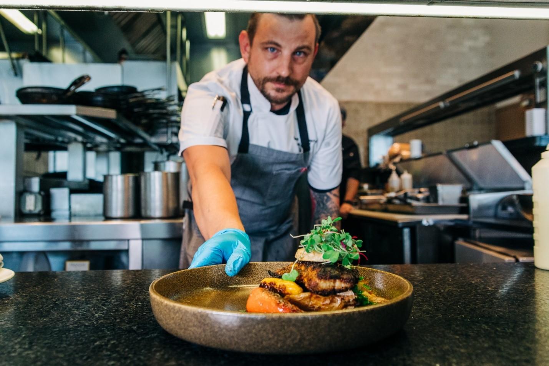 Chef Giovanni Bridgeford